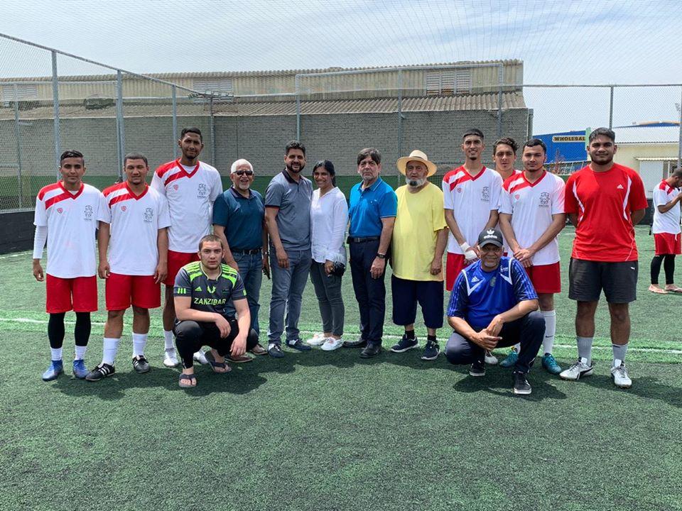 5-a-side Soccer Challenge