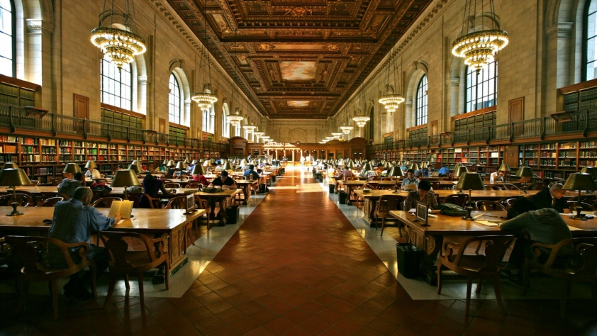 19 Libraries That Changed the World